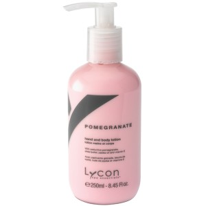 Lycon Hand and Body Lotion Pomegranate Strip Boutique