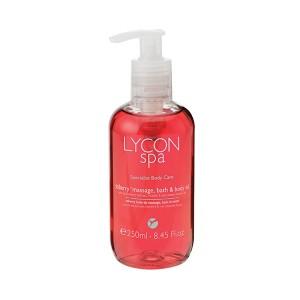 Lycon Spa SoBerry Massage, Bath & Body Oil Strip Boutique