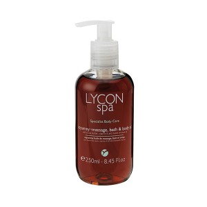 Lycon Spa SoYummy Massage, Bath & Body Oil Strip Boutique