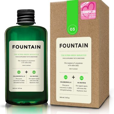 The Super Green Molecule Fountain Drink 03