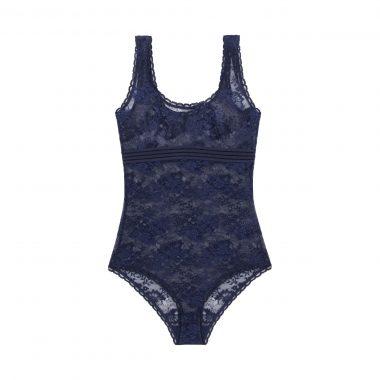 STELLA MCCARTNEY LINGERIE Lace Body Suit