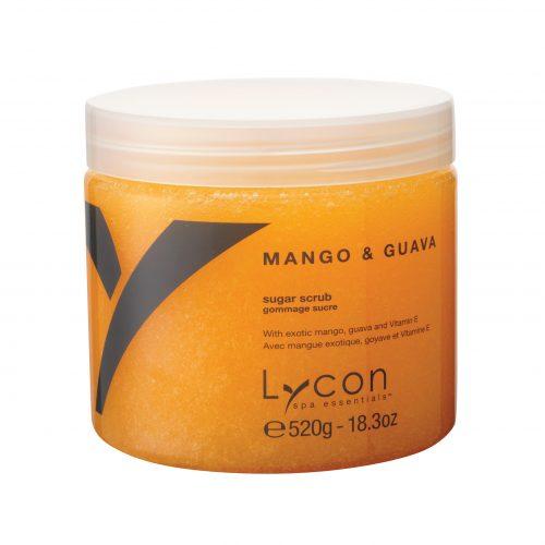 LYCON Mango & Guava Sugar Body Scrub