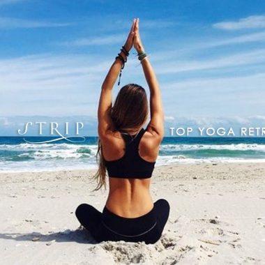 Top yoga retreats blog image