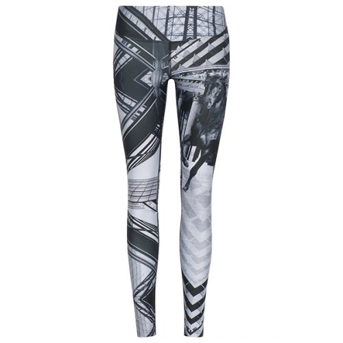 We Are Handsome The Siege Long Leggings