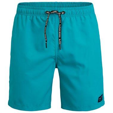 swim shorts turq