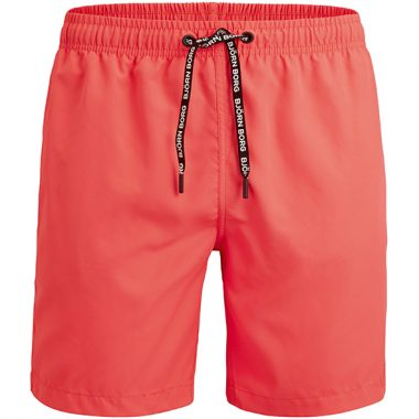 swimshorts coral