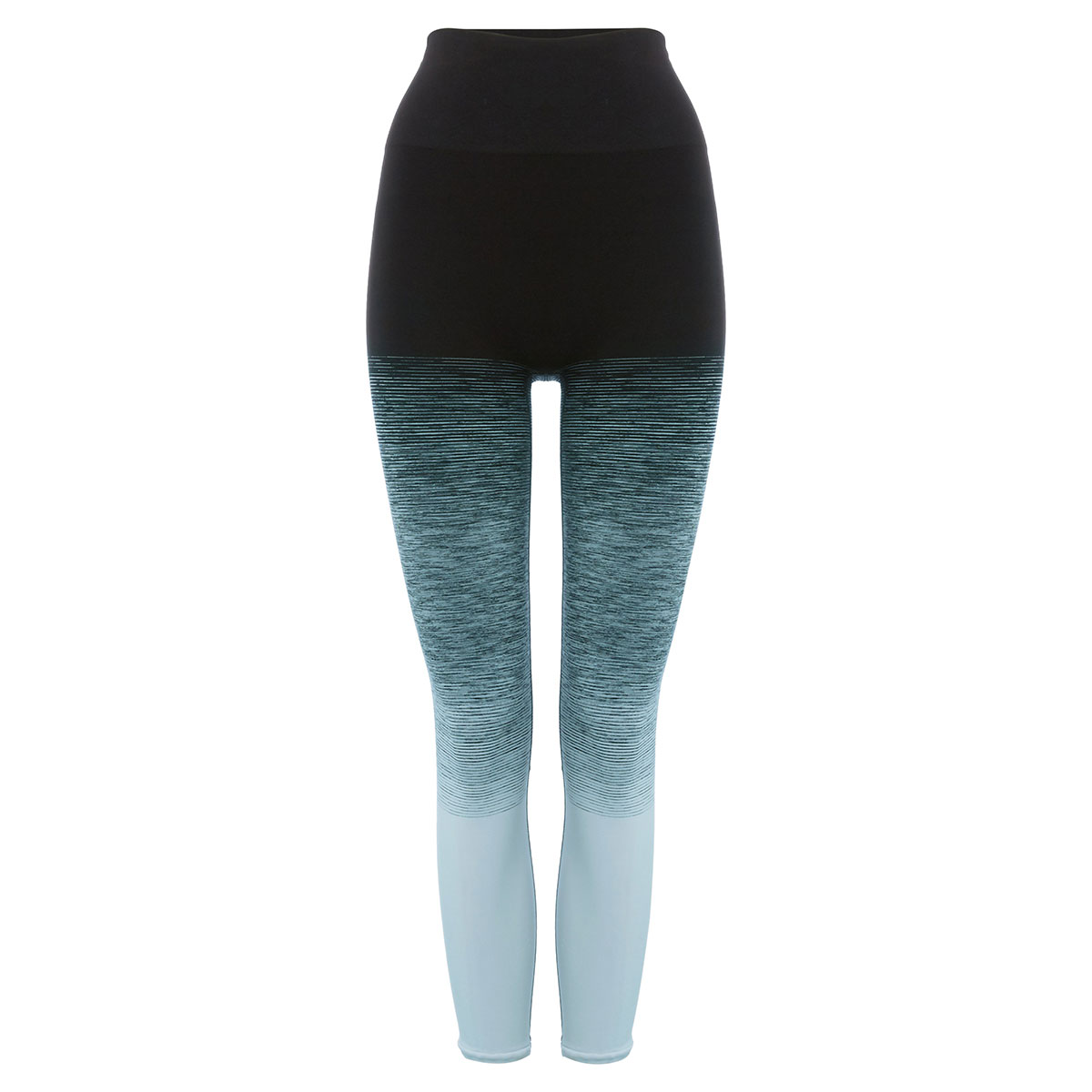 a270f0ddd PEPPER   MAYNE Ombre Leggings - Cameo Blue • Strip Boutique